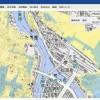 災害に備え避難所や危険場所を確認する