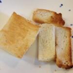 食パンは耳を切ってトーストすると美味しい?