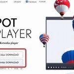 軽量で多数の動画形式に対応した動画プレーヤー「Potplayer」
