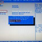 Windows10のUSBメモリから起動する方法