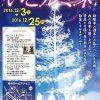 明日12/3(土)から府中市で「いこルミネ」が開催! 12/23にはカープ選手のトークショーも!