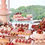 グランドプリンスホテル広島の「いちごブッフェ」が本日1/15(日)より開始!15周年記念で昨年比2倍以上のスイーツを用意