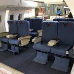 広島空港で飛行機を体感出来るアミューズメント「航空展」開催中!1/22(日)まで