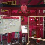 東急ハンズ広島店に尾道千光寺の出張祈願所(?)が登場!広島市内で恋愛祈願ができちゃいます♪