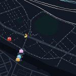 Googleマップでパックマンが!自分の街でパックマンをプレイ出来ます!