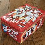 「カープうまい棒2017缶バージョン」が発売!お好みソース風味のうまい棒が20本入り!