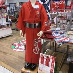 福屋広島駅前店で「2017カープ浴衣」を販売中!
