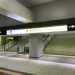 本日5/28(日)広島駅の南北自由通路が開通しました!
