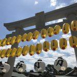 5/27(土)~5/28(日)の2日間、広島護国神社で「万灯みたま祭」開催!