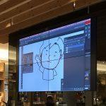 タカノ橋商店街やエディオン蔦屋家電で広島国際アニメーションフェスティバル応援事業開催!