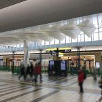 広島駅ekie開業目前、時計塔も完成!10/29(日)にはカープOB大野豊さんのトークショーも