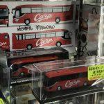 カープ選手専用送迎バスのミニカー「いすゞ・ガーラHD 1/80」が本日12/30(土)発売!