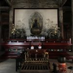 広島市東区にある「不動院」で国宝「金堂」が開扉中!「木造薬師如来坐像」を拝観してきました