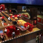 4/27(金)に「THE OUTLETS HIROSHIMA」がグランドオープン!真っ赤なカープ仕様のボーリング場も
