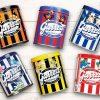 ギャレットとセ・リーグ6球団コラボ缶がデザインを一新して3/30(金)に発売!