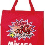 ミカサとカープコラボ「Mikasa×カープレジャーバッグ(℃℃℃ver.)」が本日4/27(金)発売!