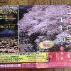 広島市植物公園で本日4/1~4/30の土日祝に「さくらまつり」開催!