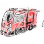 雨で順延となっていた「第60回 消防写生大会」が明日5/20(日)中央公園で開催!