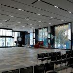 広島テレビの新社屋1Fにある「広島テレビホール」がオープンしました!