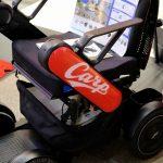カープとコラボしたWHILLの電動車椅子用アームカバーが登場!本日8/8(水)~販売開始