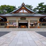 カープV9・3連覇を願って「愛宕神社」・「友元神社」・「広島護国神社」で祈願!