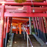 広島駅北口にある「広島東照宮」から「二葉の里平和塔」まで!連なった朱色の鳥居が神秘的