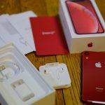 SIMフリーのiPhone XRを購入!iPhone 6から移行しました