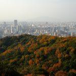 広島市東区にある「神田山」は手軽に登れて市内を一望!