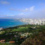 低山登山番外編:ハワイでダイヤモンドヘッドに登ってみました!