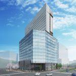 広島駅北口の複合ビル名は「GRANODE(グラノード)広島」に!2019年4月に開業予定