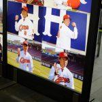 カープベースボールギャラリーの長野選手ポストカードは2/1(金)発売予定!マンスリー坊や2月版も同日発売