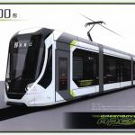 広島電鉄の新型車両「グリーンムーバーエイペックス」が3/14(木)から宮島線で運行開始!