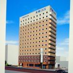 マツダスタジアムすぐそばにビジネスホテル「東横イン」建設中!2020年6月28日営業開始予定