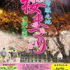 3/29(金)~31(日)海田市駐屯地桜並木一般公開「桜まつり」開催!今年は花火の打ち上げも