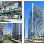 2021年春のオープンに向け建て替え工事が進む「広島銀行 新本店」!