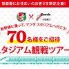 「Carp×中国電力 首都圏マツダスタジアム観戦ツアー2019」の詳細が発表!