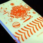 フタバ図書で本を買うとカープコラボの「オリジナルブックカバー」を貰えます♪