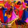 カラフルなとうろうが並ぶ広島ならではの光景「盆灯籠」、今年もお盆がやってきました