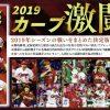 2019年シーズンのカープをまとめた中国新聞の「2019カープ激闘グラフ」が登場!