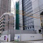 広島駅北口へ新たに「東横イン」建設中!2020年7月オープン予定か