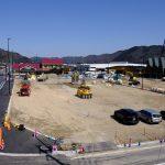広島県内20番目となる道の駅「三矢の里あきたかた」登録!4月の開業に向け着々と工事が進行中
