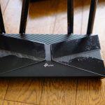 自宅や職場のWi-Fi環境を高速化!Wi-Fi6対応無線LANルータを買ってみました