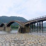 広島からもすぐ行ける、岩国にある木造のアーチ橋「錦帯橋」