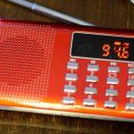 野球中継用にワイドFM対応ポケットラジオを購入!前回の色違い!