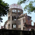 75年目の「原爆の日」、本日の平和記念公園の様子など