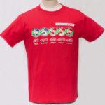 マツダ100周年とカープの創立70周年を記念したコラボTシャツ「100TH x 70TH」が登場!