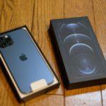 """<span class=""""title"""">「iPhone 12 Pro」を買いました!カラーはパシフィックブルー、高級感があります</span>"""
