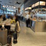 """<span class=""""title"""">「ザ ノット 広島」の1Fに昨年末オープンしたオールデイダイニングレストラン「MORETHAN」に行ってみました!</span>"""