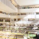 """<span class=""""title"""">広島駅・新駅ビルの広場デザインが公開!「水の都ひろしま」を表現するデザインに</span>"""