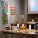 """<span class=""""title"""">広島で活躍するイラストレーターさとうもぐもさんの作品展「ひろしまもぐもぐ展4」開催中!</span>"""